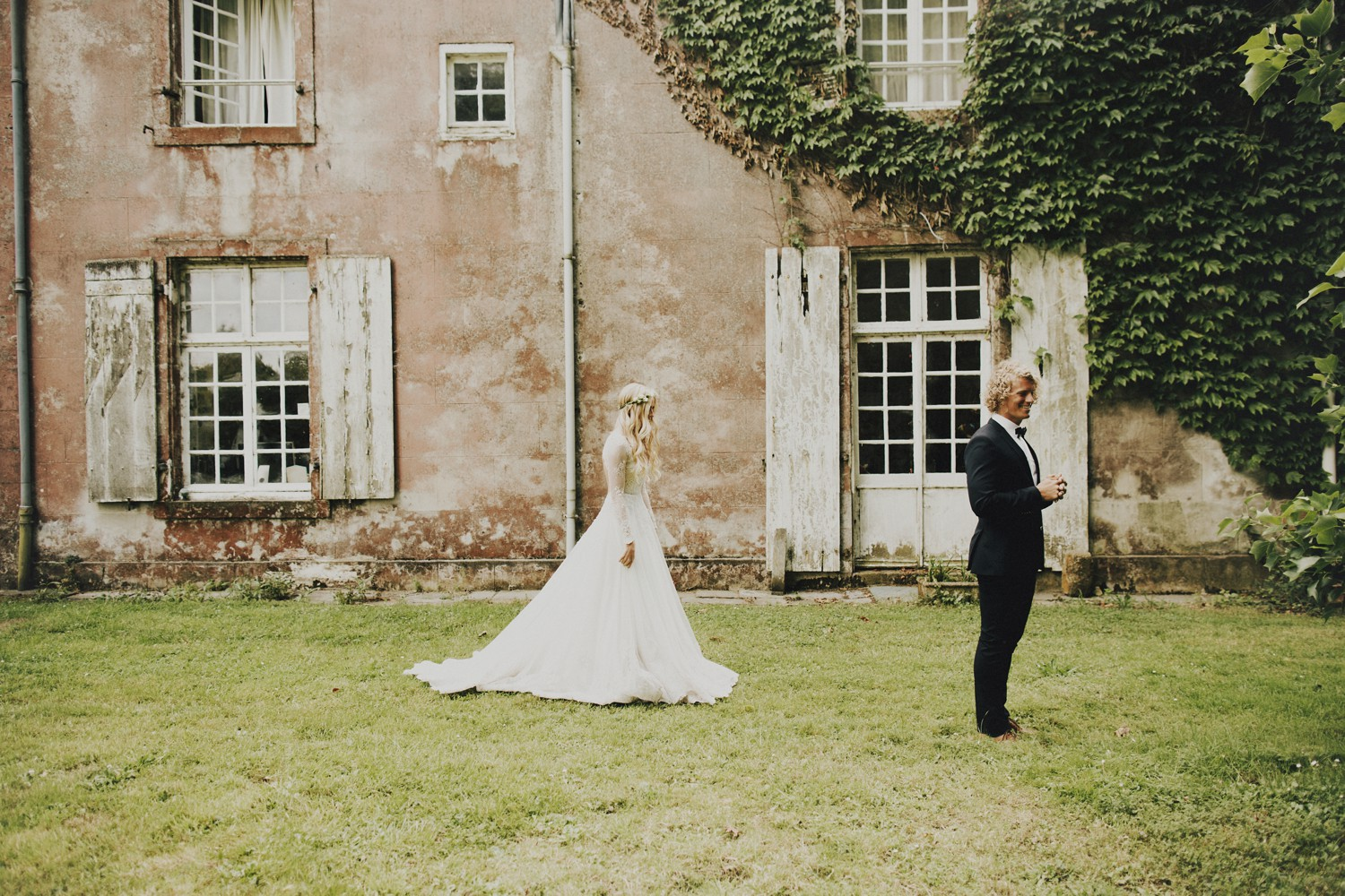 Trouwen in Frankrijk | Samuel and Hildegunn by Logan Cole Photography 038
