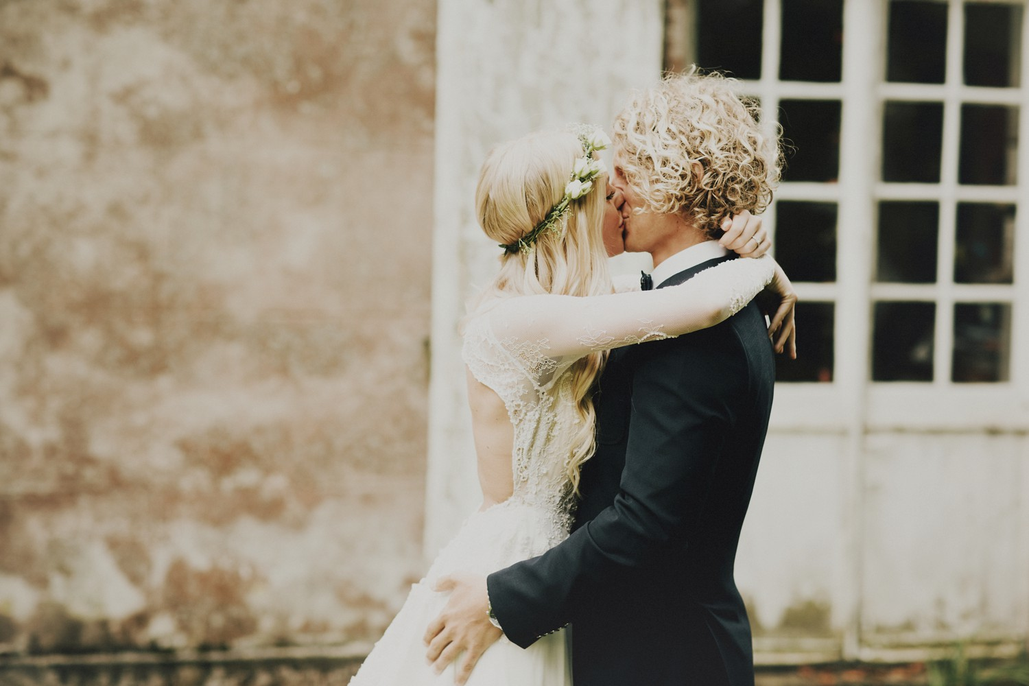 Trouwen in Frankrijk | Samuel and Hildegunn by Logan Cole Photography 040