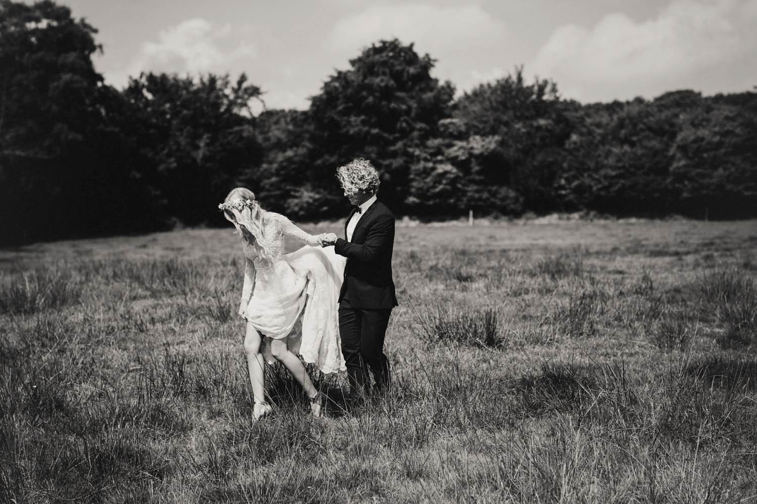Trouwen in Frankrijk | Samuel and Hildegunn by Logan Cole Photography 047