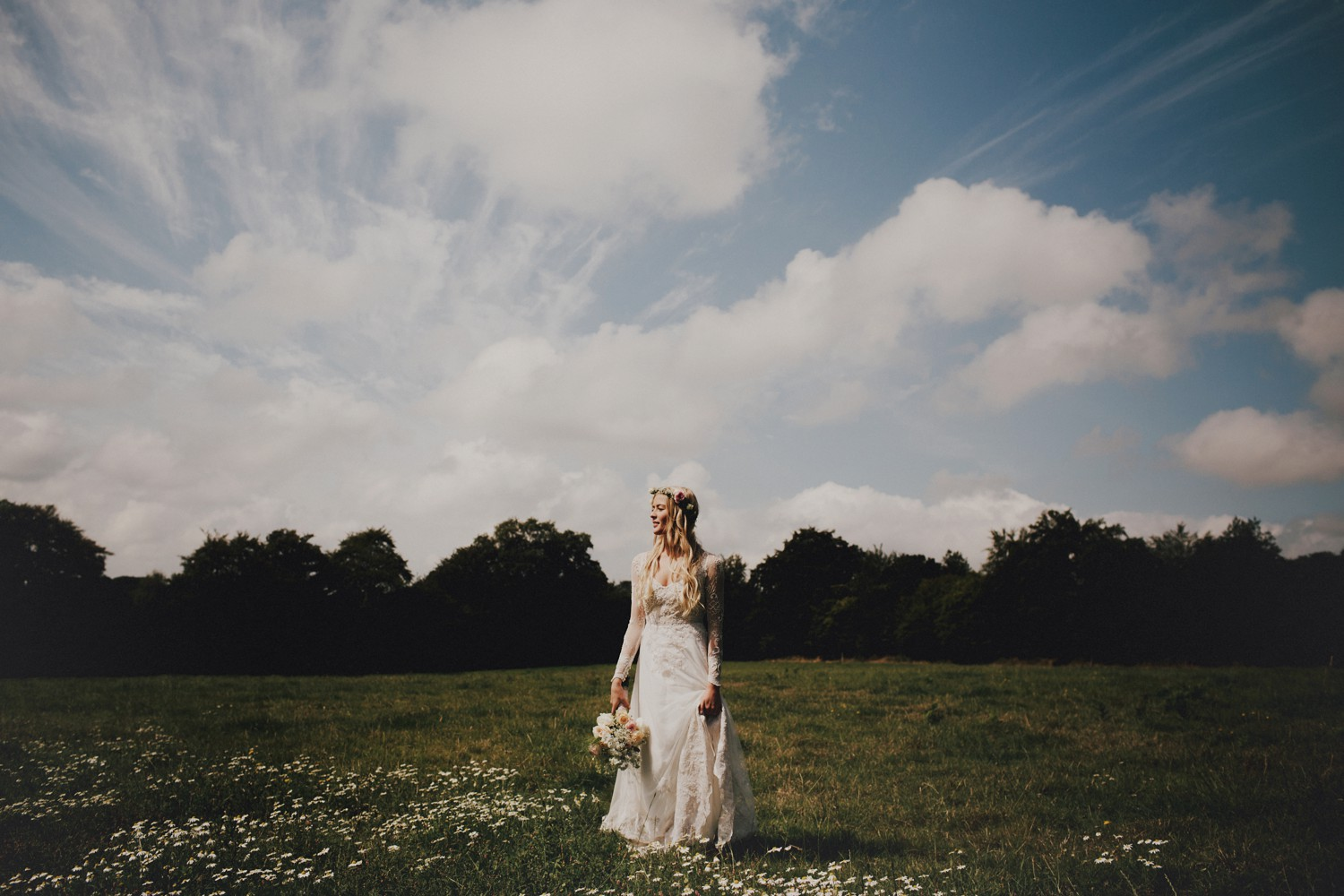 Trouwen in Frankrijk | Samuel and Hildegunn by Logan Cole Photography 048